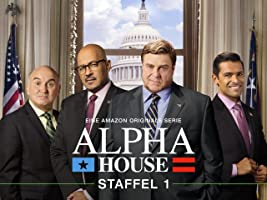 Alpha House - Staffel 1