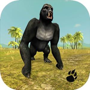 Wild Gorilla Simulator from Wild Foot Games