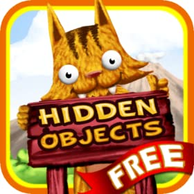 Hidden Object - Puss in Boots