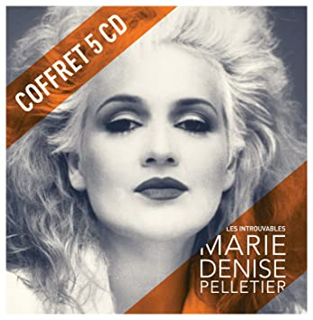 Marie Denise Pelletier – Les introuvables (5 CD)
