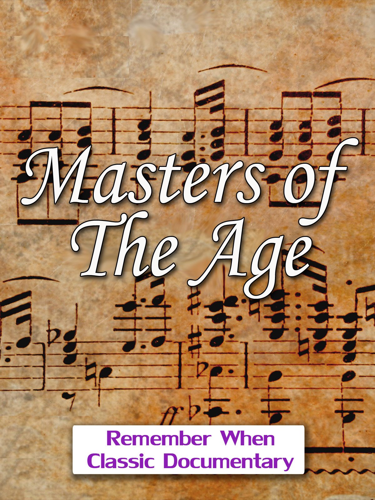 Masters of The Age on Amazon Prime Instant Video UK