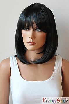 PRETTYSHOP Parrucca da donna Fashion Short Hair BOB PAGE resistente ... f3a9cba4a382