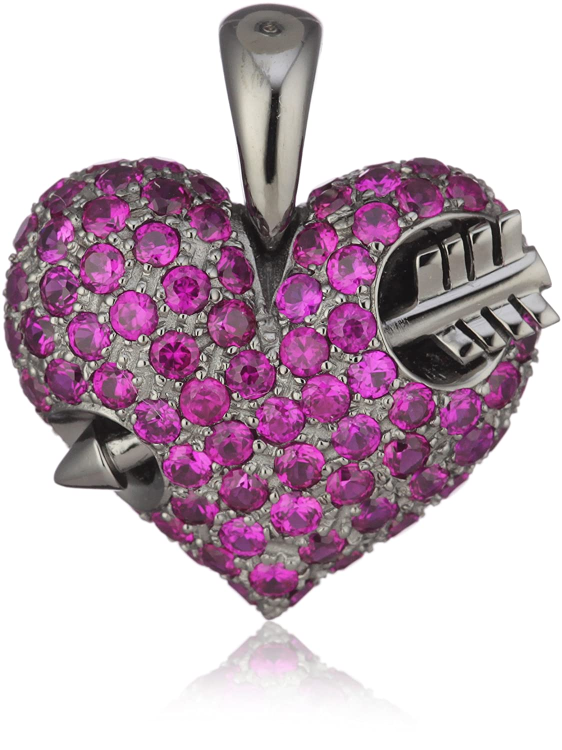 Heartbreaker Damen-Anhänger My only one 925/-Sterling Silber – LD AT 52 RE-B online bestellen