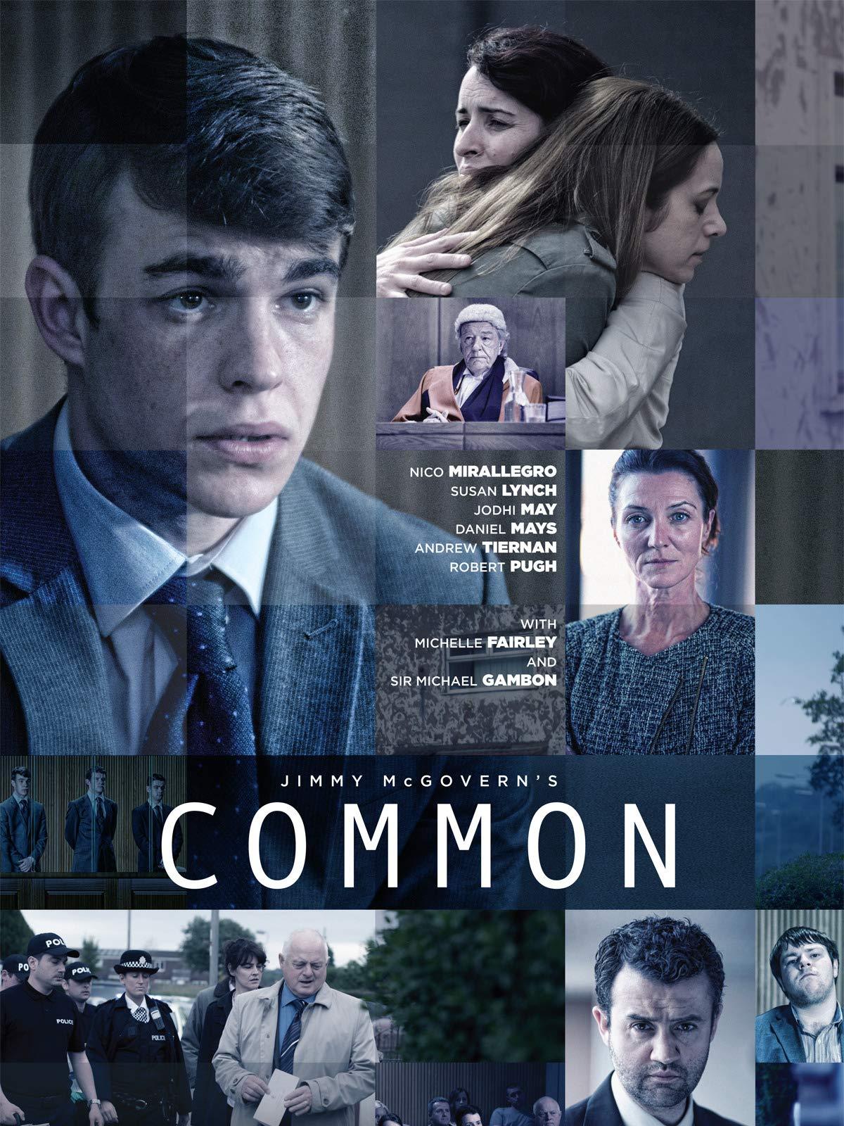 Common on Amazon Prime Video UK