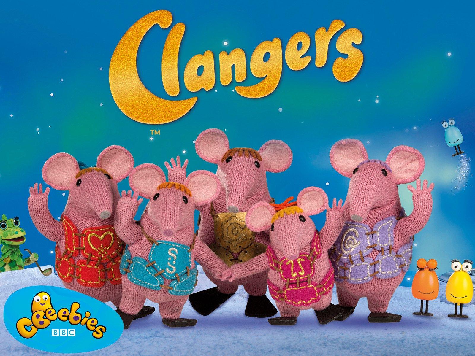 Clangers, Season 1 - Season 1