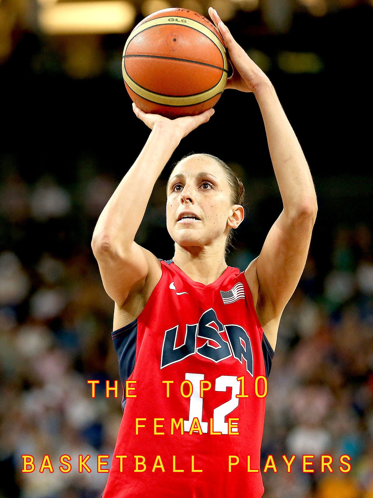 The Top 10 Female Basketball Players on Amazon Prime Video UK