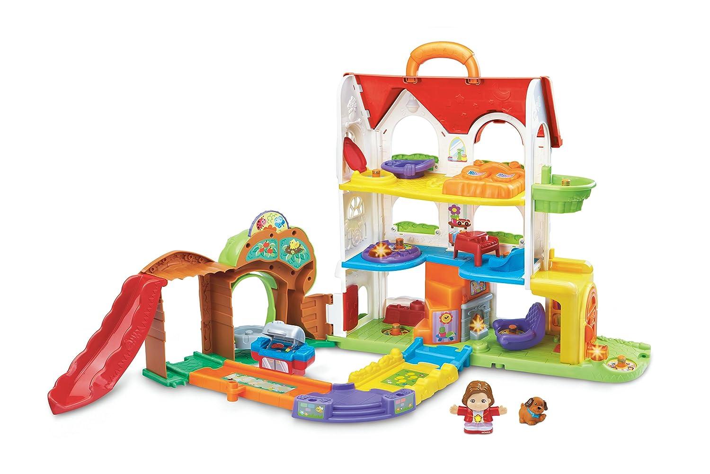 VTech Baby 80-163004 – kleine Entdeckerbande – Spielhaus günstig bestellen