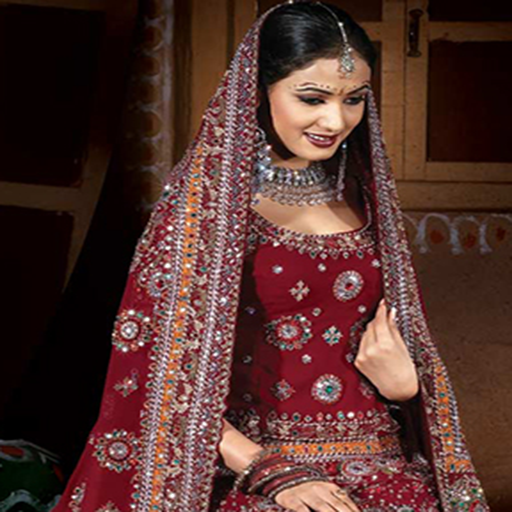 Indian Wedding Dress Designs for Indian Girls Vol 2