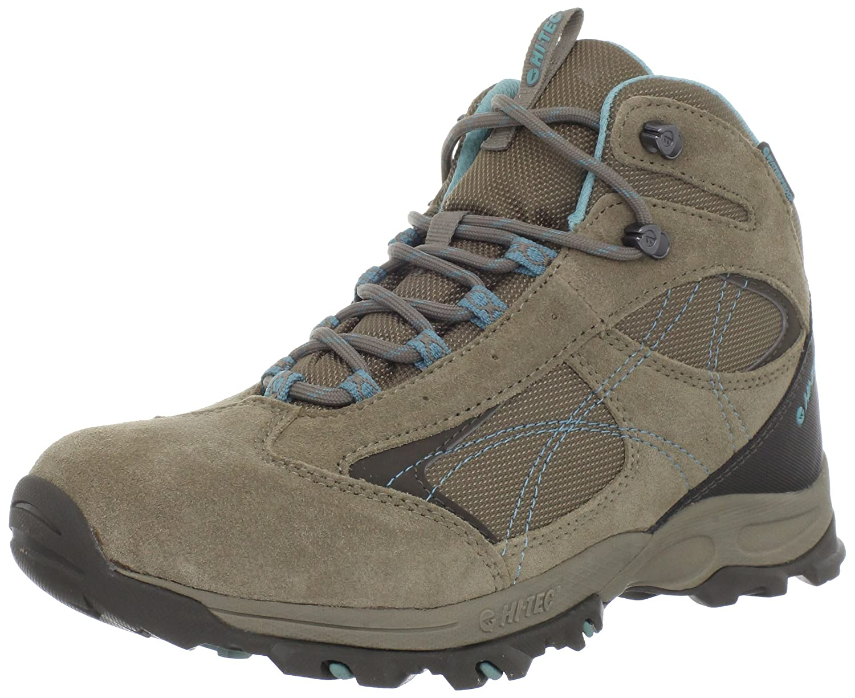 Womens Wide Waterproof Hiking Boots 64