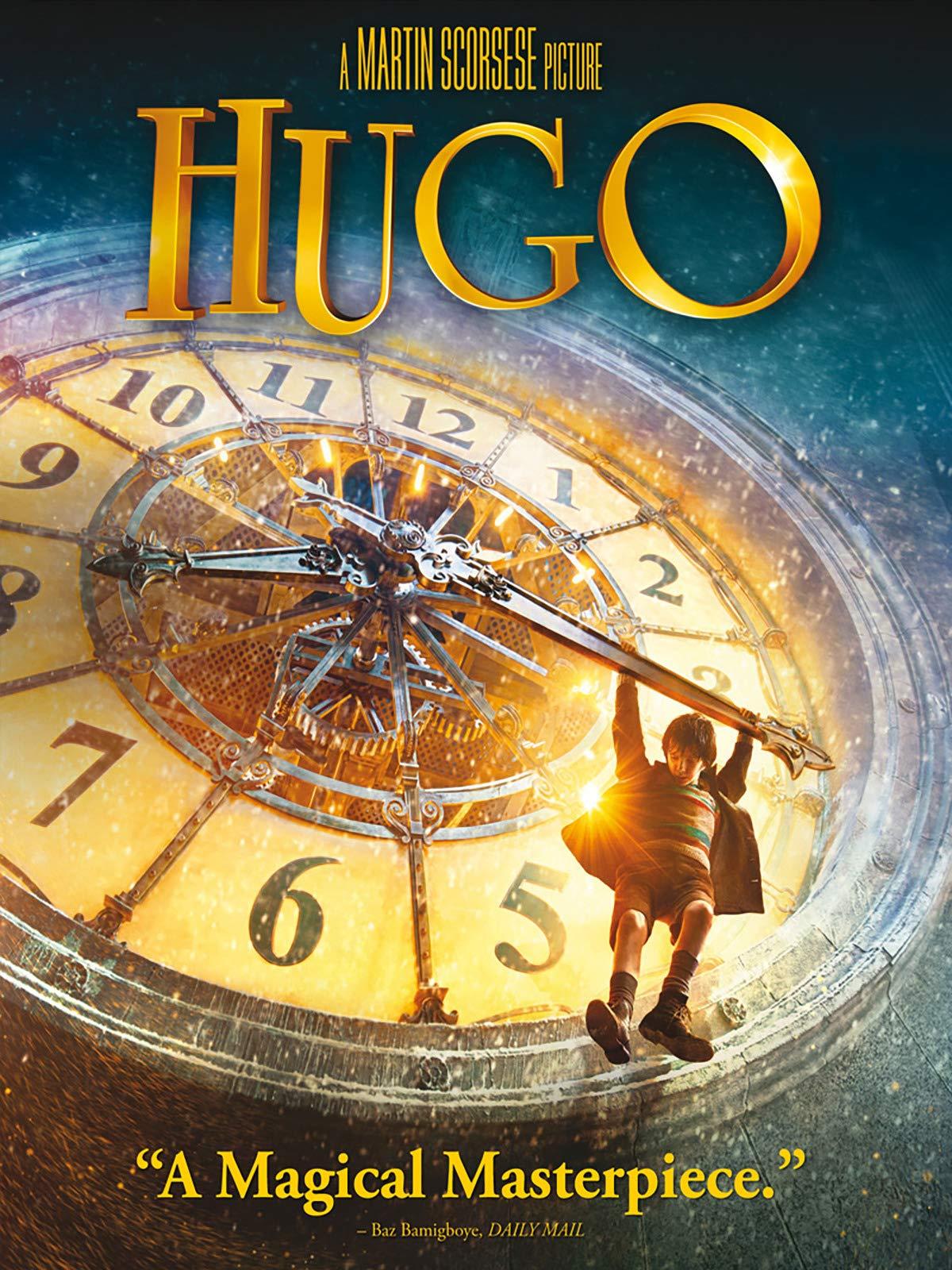 Hugo on Amazon Prime Video UK