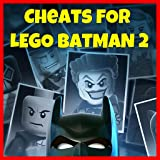 81kK65G83cL. SL160  Game Guide For Lego Batman 2 DC Super Heroes   Video Walkthrough, Cheat Codes, Tips & Tricks!