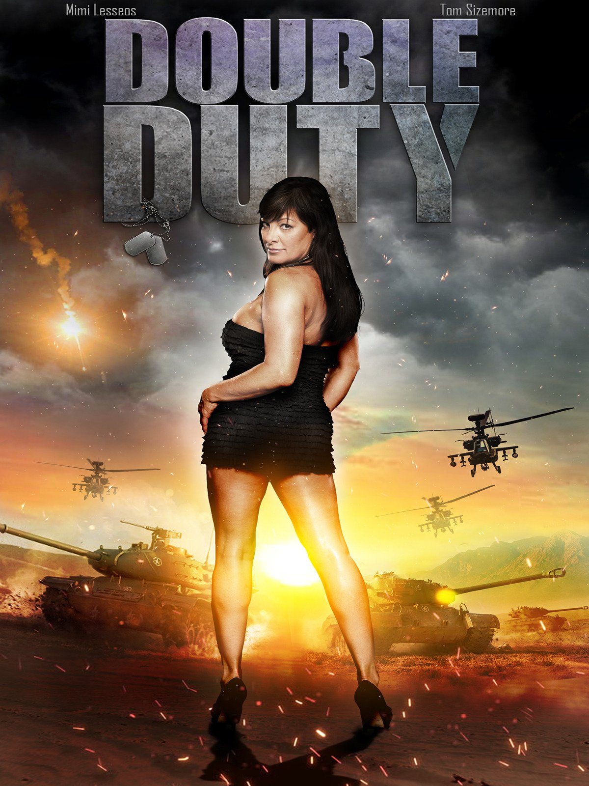Double Duty on Amazon Prime Instant Video UK