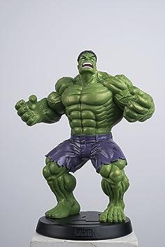 Marvel Fact Files Special - Figurine Hulk