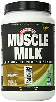 CytoSport Muscle Milk Chocolate Mint, 1er Pack (1 x 1.1 kg)