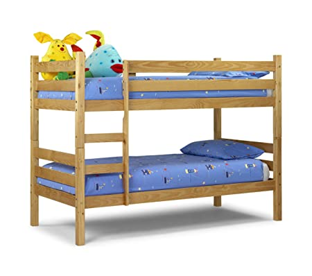Julian Bowen Wyoming Single Bunk Bed