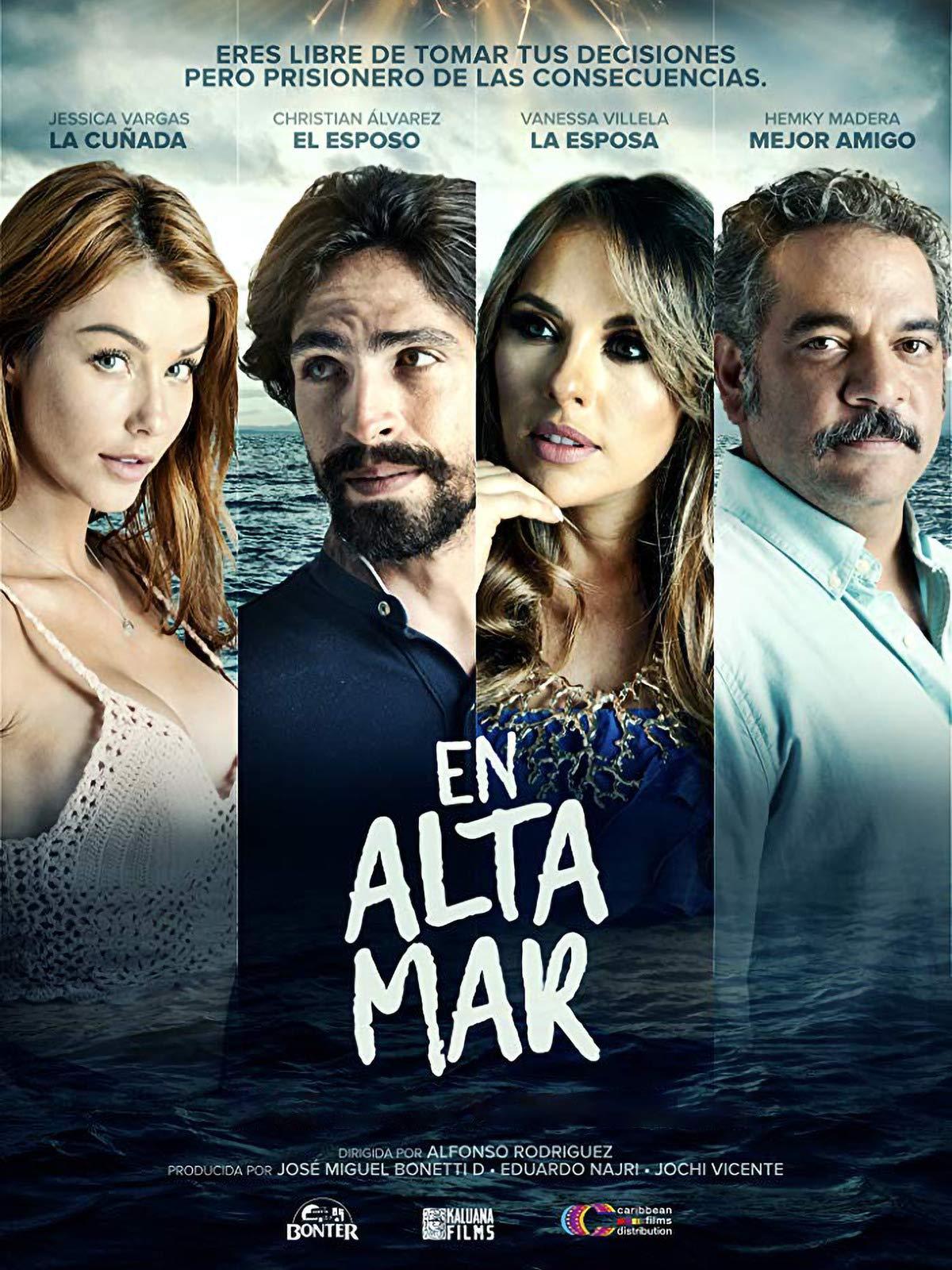 En Altamar on Amazon Prime Video UK