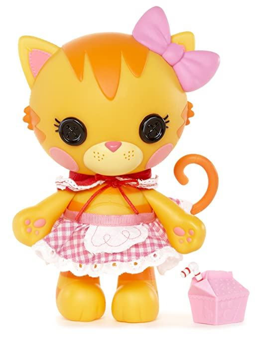 chat LALALOOPSY PET PAL + robe tenue