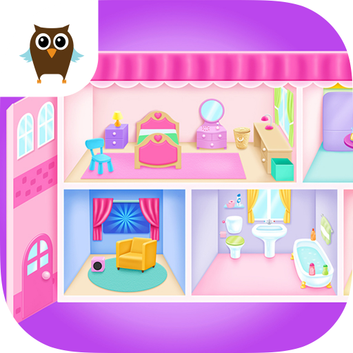 doll-house-cleanup-decoration-bedroom-kitchen-bath-designer
