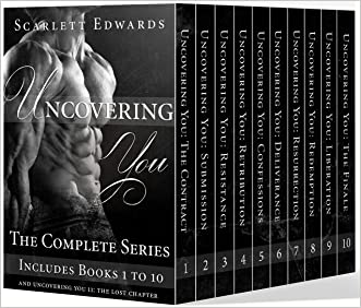 Uncovering You: The Complete Series (Mega Box Set) (UY Mega Box Set Book 1)