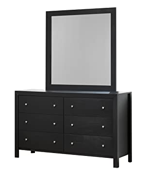 Glory Furniture G2450-D Bedroom Dresser, Black