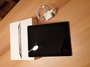 Apple iPad 2 WIFI 16 GB Schwarz  9,7 Tablet  Cortex  Kundenbewertung und Beschreibung