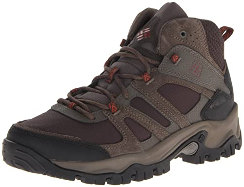 Columbia Men's Woodburn Middle Hiking Boot