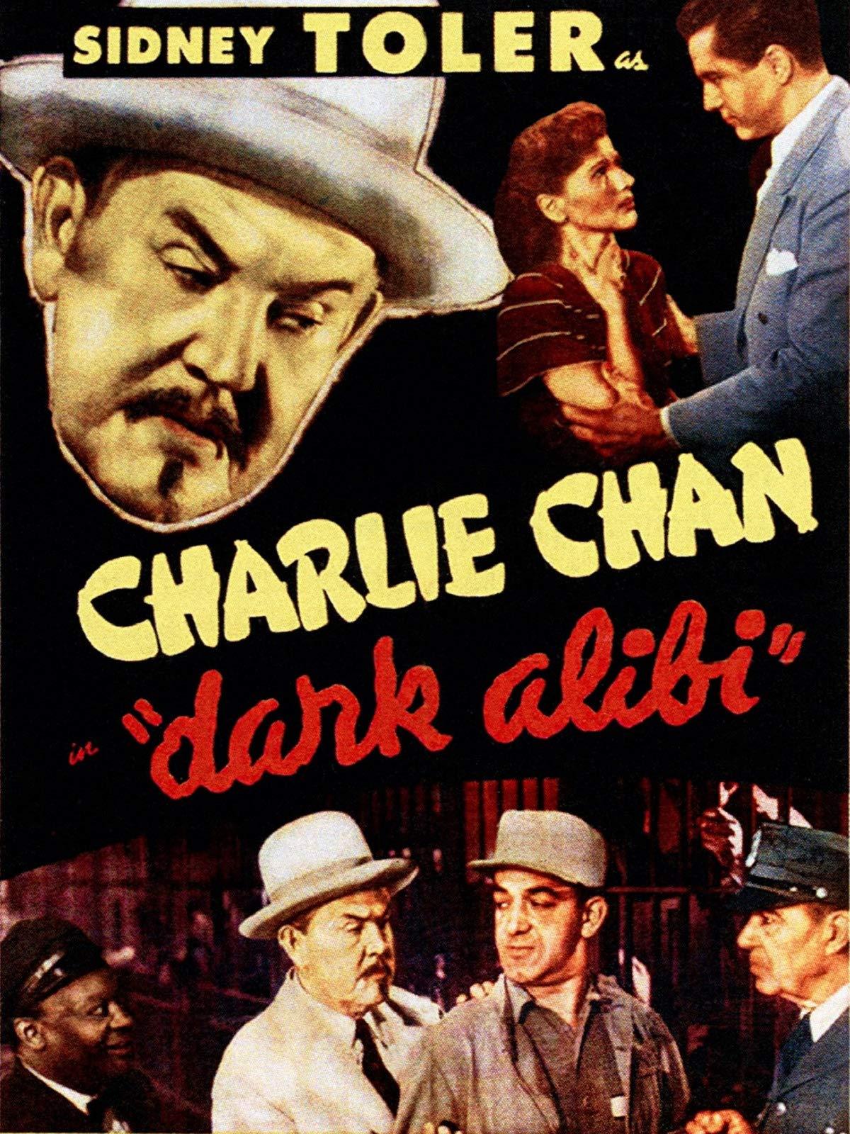 Charlie Chan : Dark Alibi