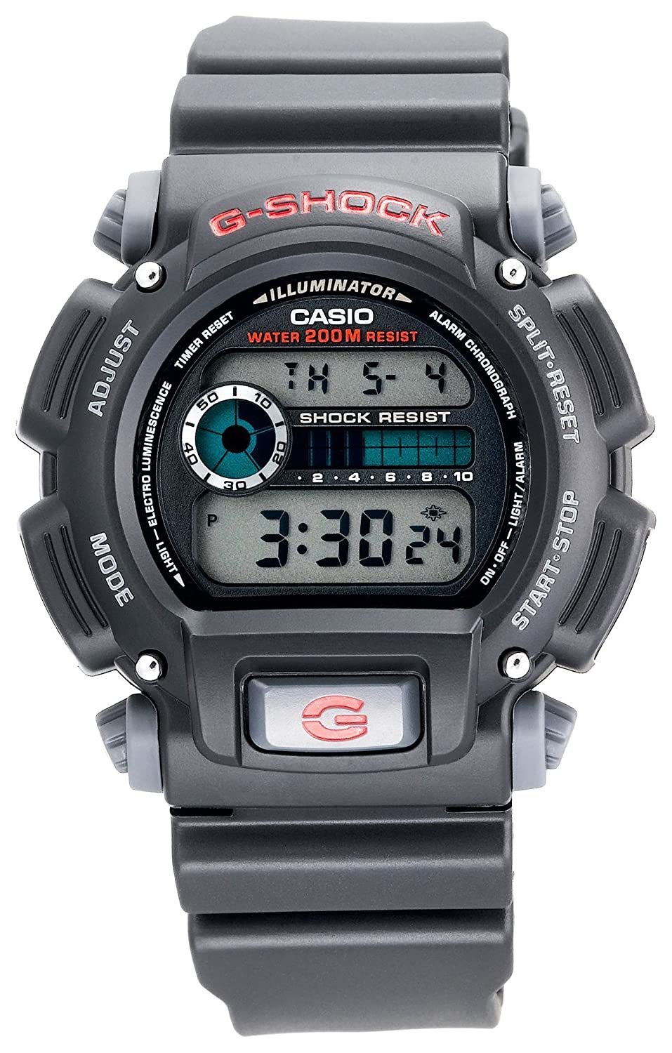 Watches Mens Womens And Kids Accessories Casio Mens Dw9052 1v G