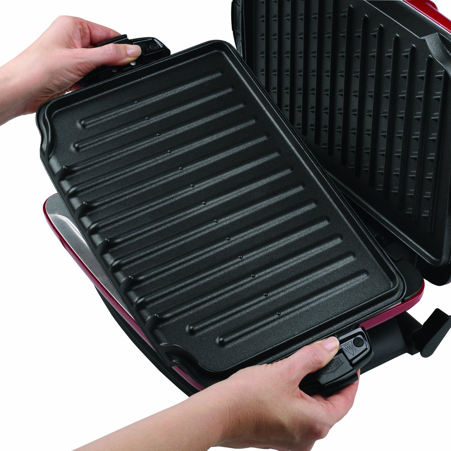 review of best waffle maker and grill with removable plates