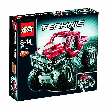 LEGO - 8261 - Jeu de construction - Technic - Le tout-terrain