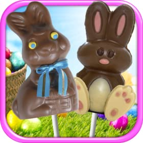 Chocolate Easter Pops!