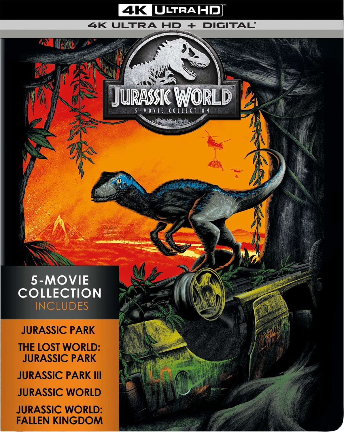 Buy Jurassic World Collection Now!