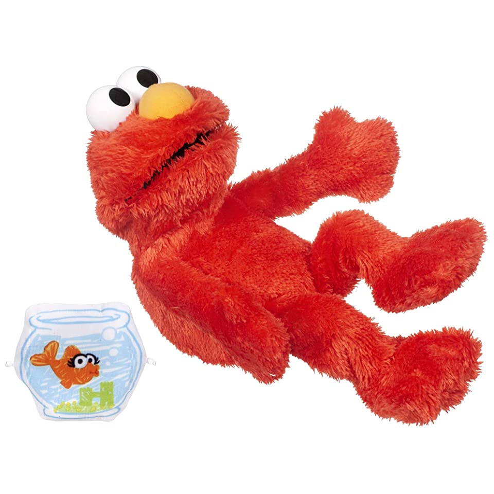 New Playskool Sesame Street LOL Elmo Toys Kids Toddlers Stuffed Toy