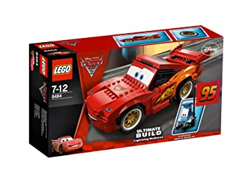 LEGO Cars - 8484 - Jeu de Construction - Flash McQueen