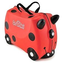 Trunki Harley Ladybug Childrens Suitcases