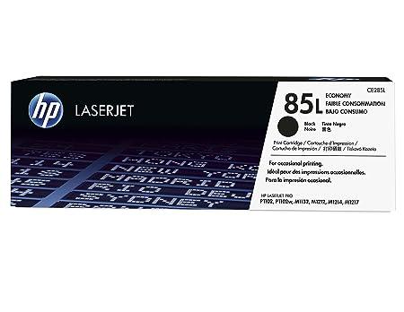HP 85L Originel Cartouche de toner Bas capacité 700 Pages Noir