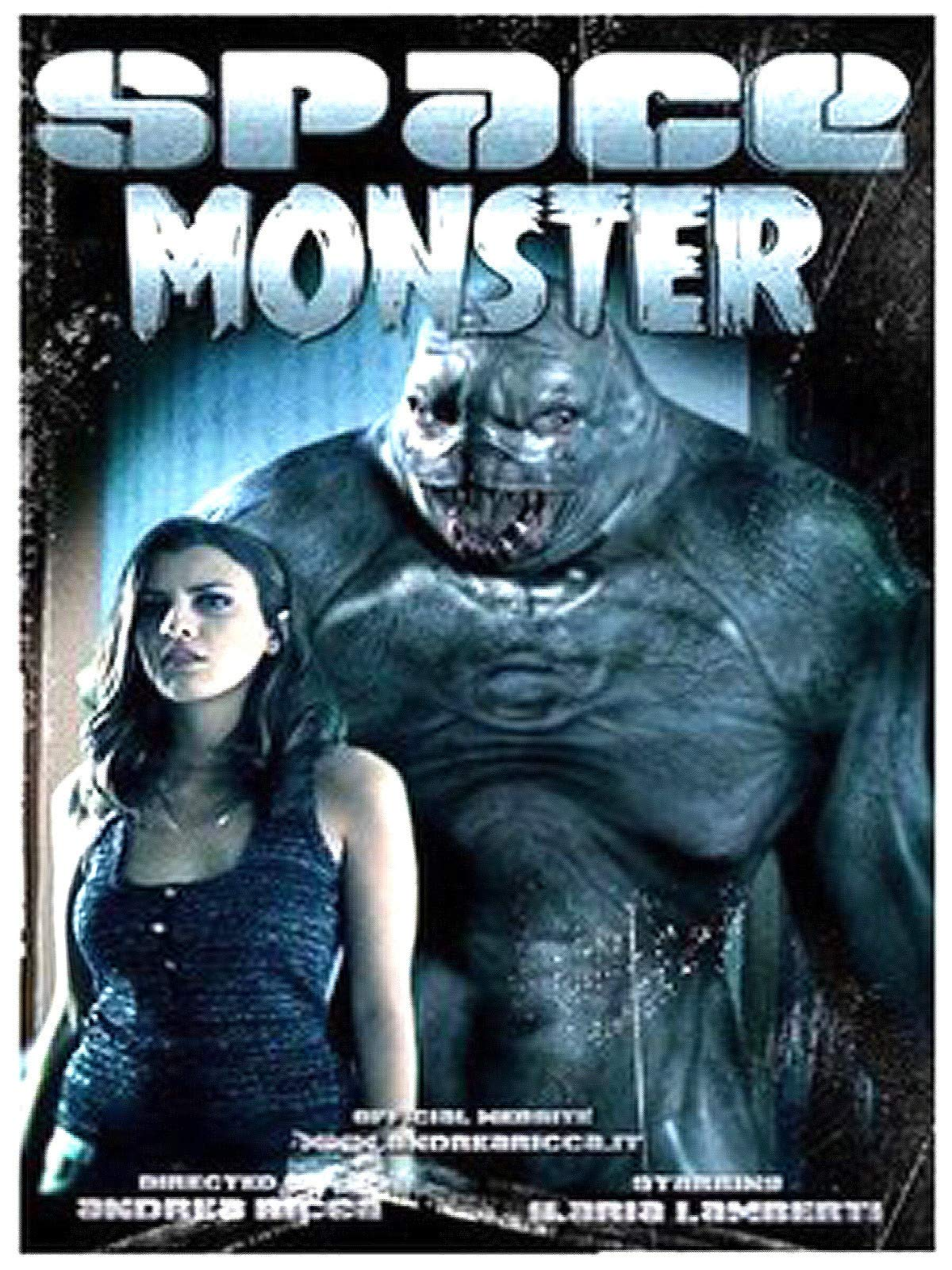 Space Monster on Amazon Prime Instant Video UK