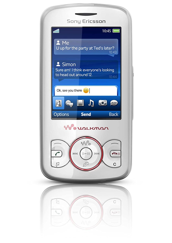 T�l�phone GSM SONY ERICSSON SPIRO ROSE