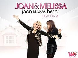 Joan & Melissa: Joan Knows Best? Season 3