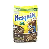 Nestle Nesquik DUO, Chocolate Breakfast Cereal, Imported from Europe, 460g/16.2oz