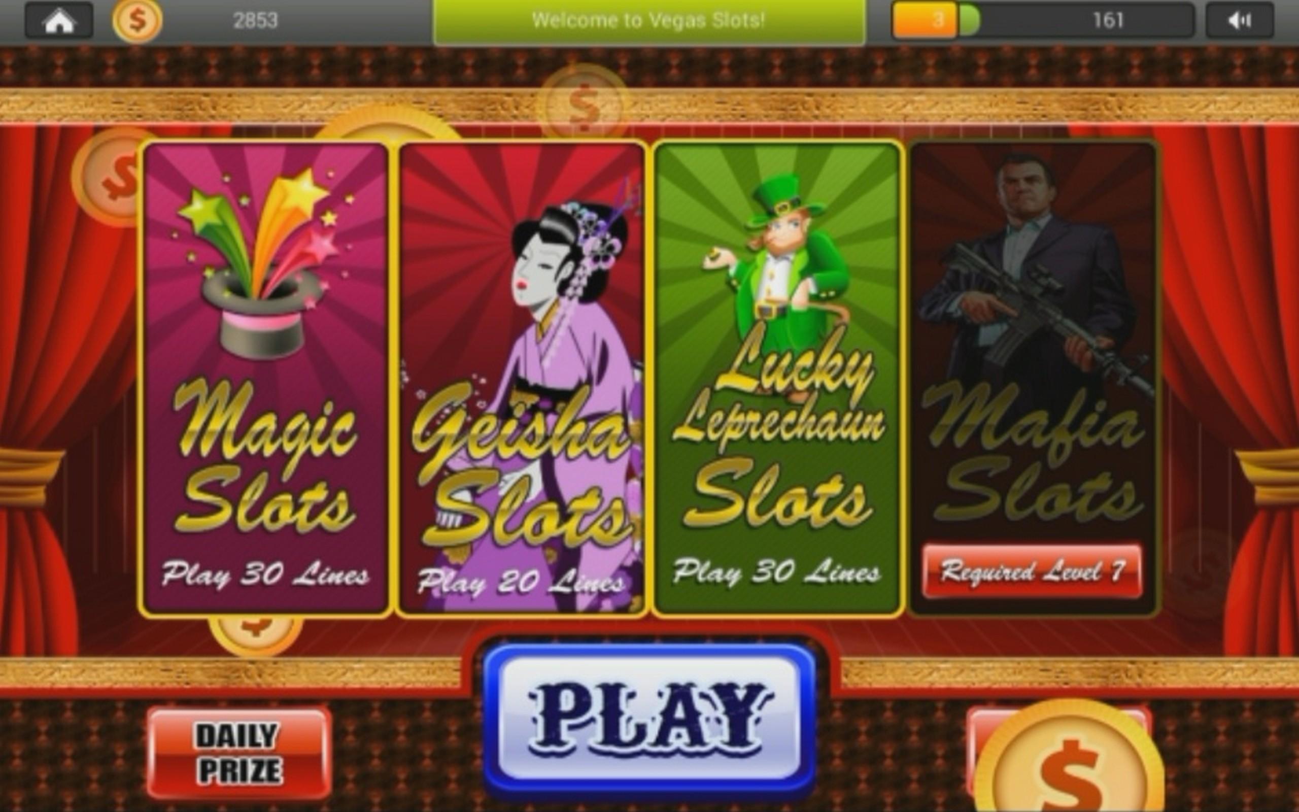 casino machines how to win
