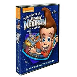 The Adventures of Jimmy Neutron, Boy Genius: The Complete Series [DVD]