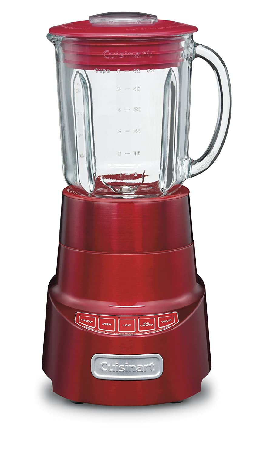 Cuisinart Blender In Red