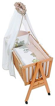 Easy Baby 151–67Culla Completo, Multicolore