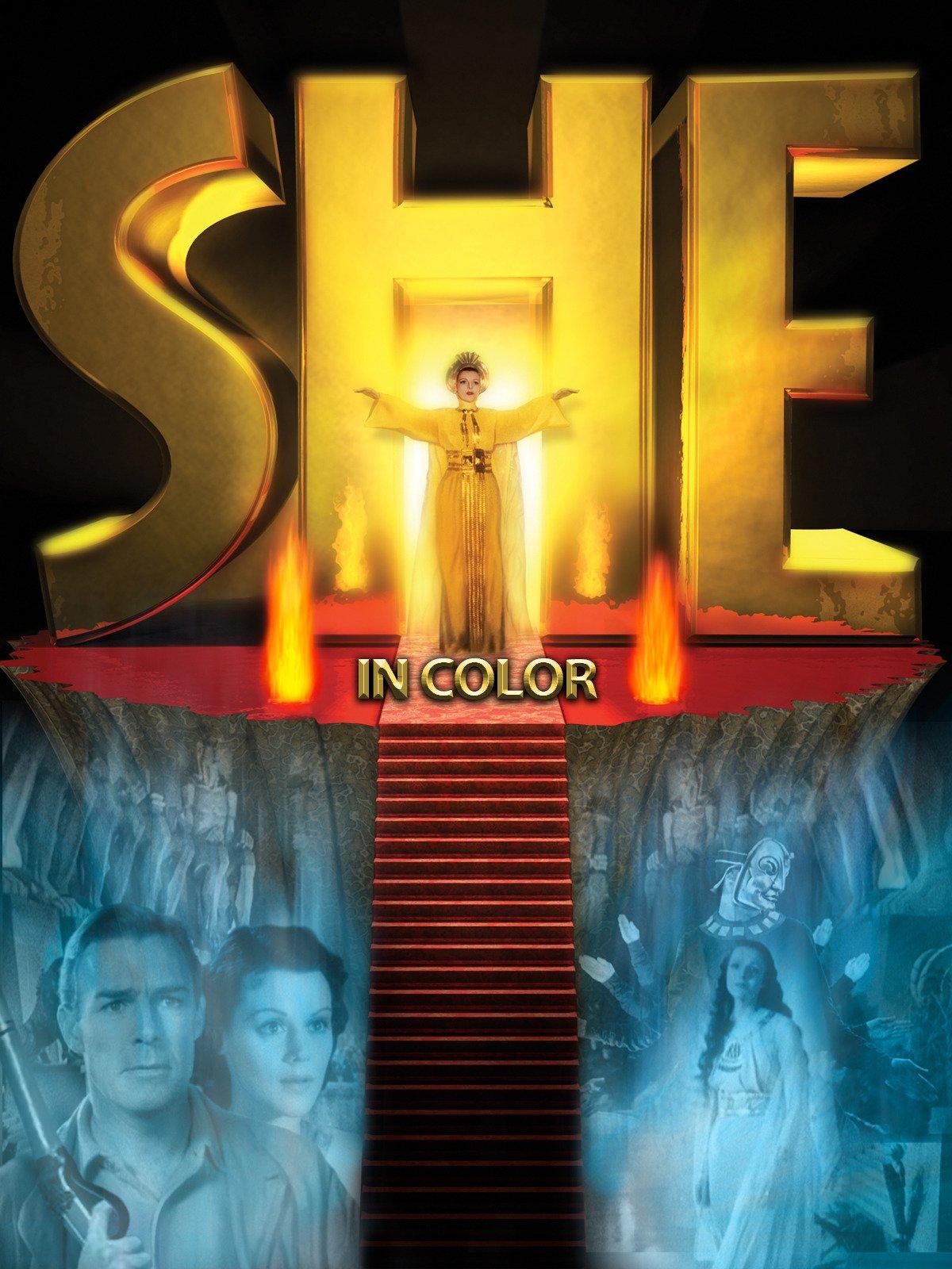She (In Color)
