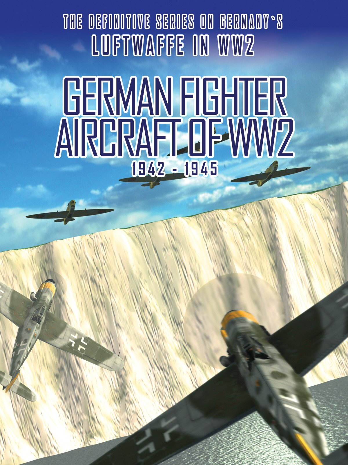 German Fighter Aircraft Of WW2 1942-1945 on Amazon Prime Instant Video UK