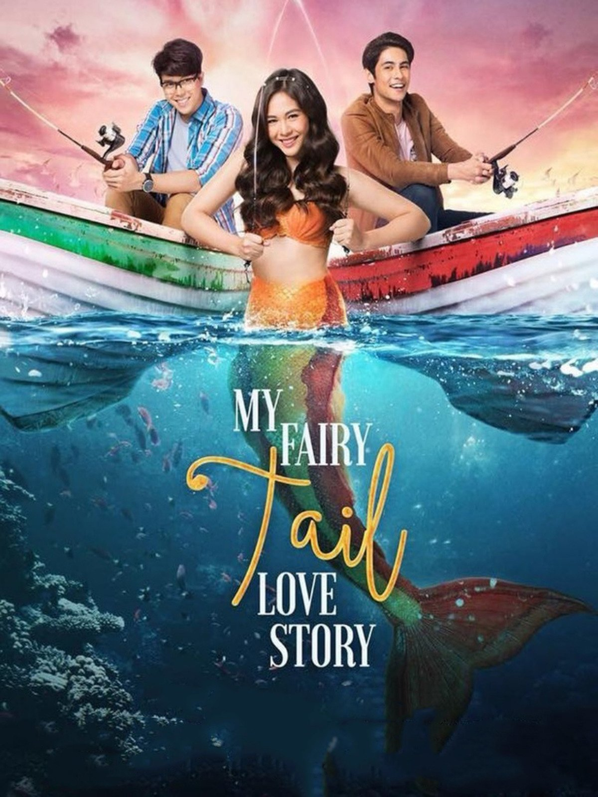 My Fairy Tail Love Story on Amazon Prime Video UK