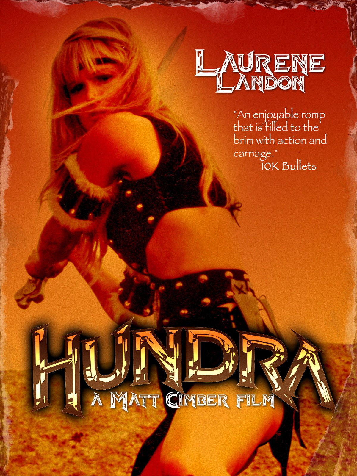 Hundra on Amazon Prime Instant Video UK
