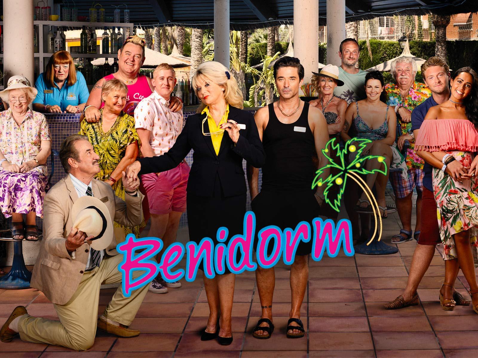 Benidorm on Amazon Prime Video UK