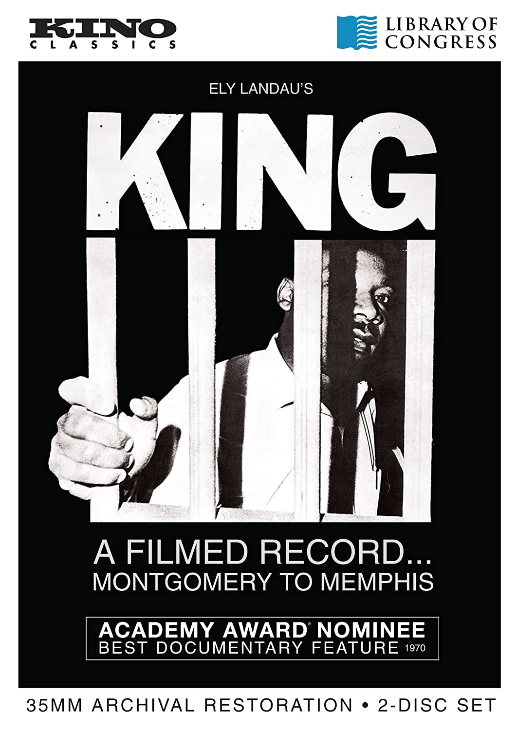 King : a filmed record-- Montgomery to Memphis
